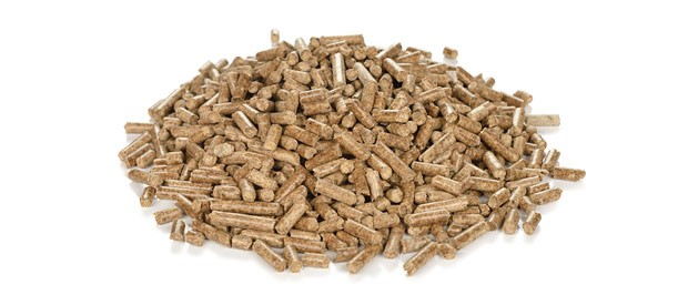 Bulk blown pellets