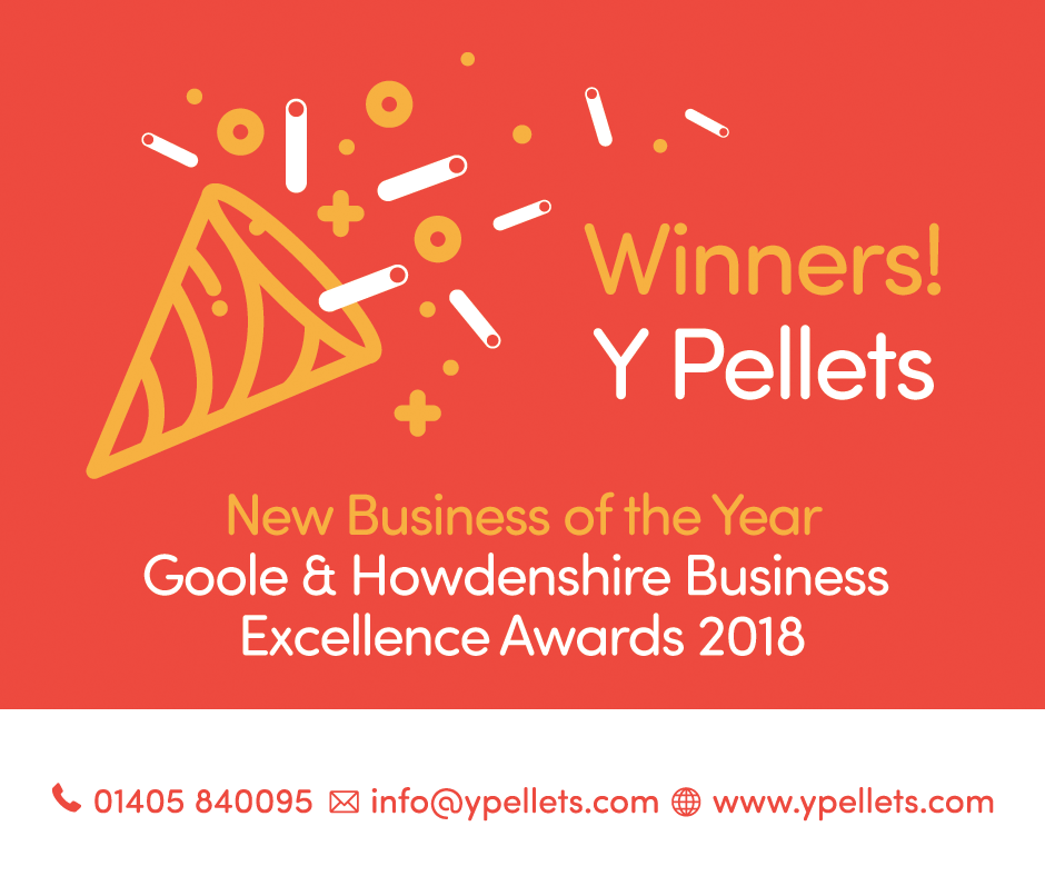 Winners!.. New Business of the Year 2018.